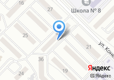 Компания «Георгиевский» на карте