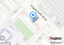 Компания «СДЮСШОР» на карте