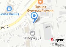 Компания «Спецтехника Универсал Сервис» на карте