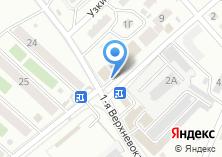 Компания «Иссык-Куль» на карте