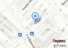 Компания «Ходовой» на карте