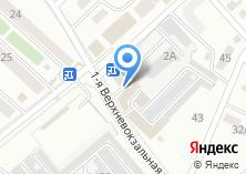 Компания «Зенитка» на карте