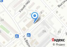Компания «Милена» на карте