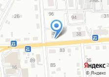 Компания «Сервис» на карте