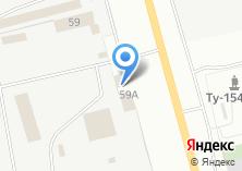 Компания «Тандем строительно-ремонтная компания» на карте