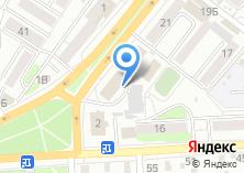 Компания «АВТОИНСТРУКТОР» на карте
