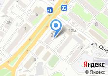 Компания «Облака» на карте