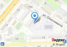 Компания «Улир» на карте