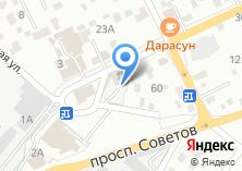 Компания «AvtoTrend» на карте