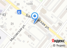 Компания «ST сервис» на карте