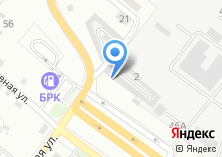 Компания «Profi» на карте
