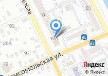 Компания «Винтаж» на карте