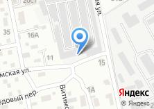 Компания «МебельЛенд» на карте