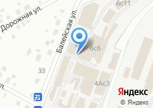 Компания «Ангир торговая компания» на карте
