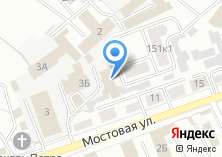 Компания «АВТОЛОМБАРД МЕГАНОВ» на карте