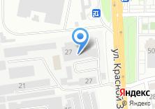 Компания «АВТОБИЗНЕС» на карте