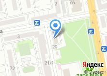 Компания «Окна на ВЕКА» на карте
