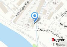 Компания «Партнер Сибири» на карте
