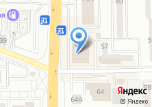 Компания «Строящееся административное здание по ул. Северный микрорайон» на карте