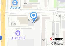 Компания «Berg Интер Авто» на карте
