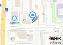 Компания «Дизель» на карте