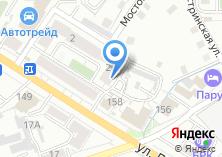 Компания «Полипром» на карте