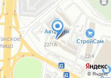 Компания «ЗабайкалАВТО» на карте