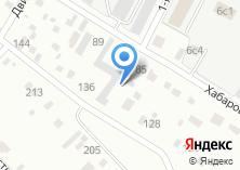 Компания «Sevi» на карте