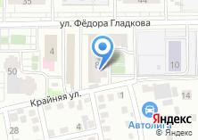 Компания «Стройка ЛЮКС» на карте