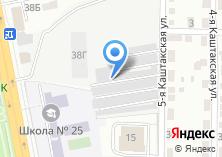 Компания «Парк Мастер» на карте
