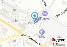 Компания «Новопроточный» на карте