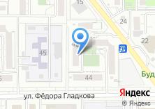Компания «ТРИКОТАЖИК» на карте