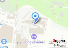 Компания «Евровагонка 888» на карте