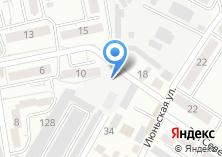 Компания «Промышленно-гражданское строительство» на карте