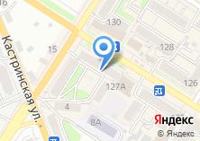 Компания «Авал» на карте