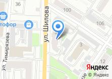 Компания «КиберПэй» на карте