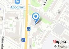 Компания «Народная аптека» на карте