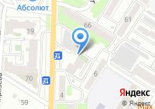 Компания «Флоранж» на карте
