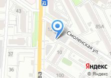 Компания «Престиж-Интерьер» на карте