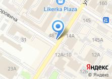 Компания «Елизаветинский» на карте