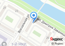 Компания «Sputnik» на карте