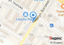 Компания «Магазин мужской обуви» на карте