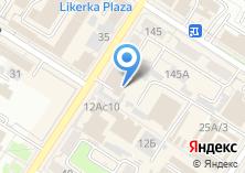 Компания «Славянка-трикотаж» на карте