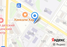 Компания «Хинкали Хаус» на карте