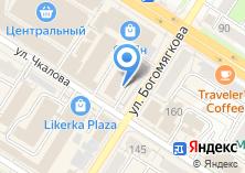 Компания «Эксперт-Консалтинг» на карте