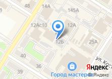Компания «Купец» на карте