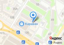 Компания «Rafinad» на карте