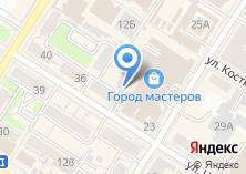 Компания «1 Забайкальский» на карте