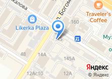 Компания «Причесон» на карте