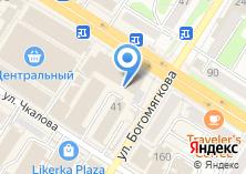 Компания «ПласКомфорт» на карте